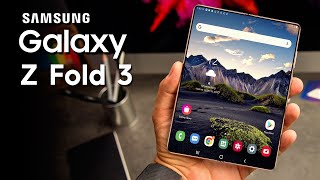 Samsung Galaxy Z Fold 3 - Unbelievable news!