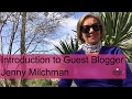 Introduction to Jenny Milchman - Guest Blogger | Miriam McGuirk