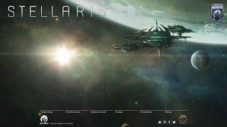 Stellaris #01 - Начнем завоевание галактики в новой космической стратегии от Paradox