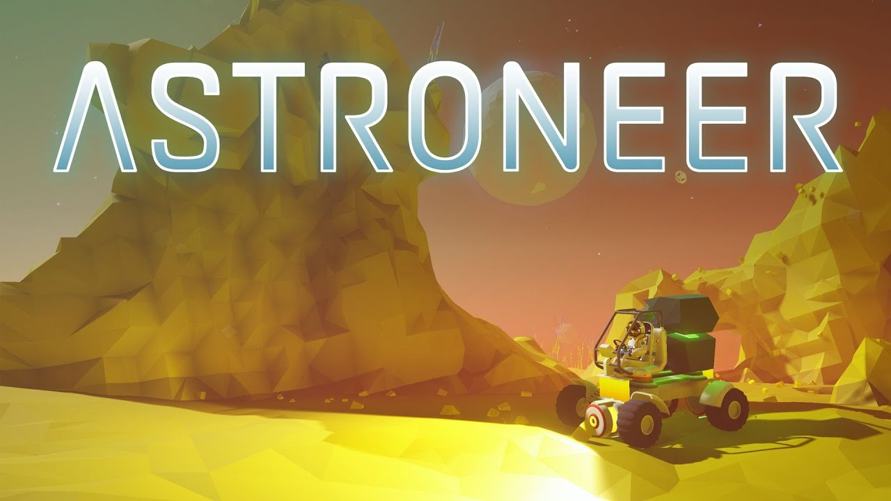 ASTRONEER - Early Access Trailer