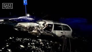 Пьяный угонщик устроил ДТП | Новости сегодня | Происшествия | Масс Медиа