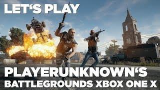 Hrej.cz Let's Play: PlayerUnknown's Battlegrounds na Xbox One X [CZ]