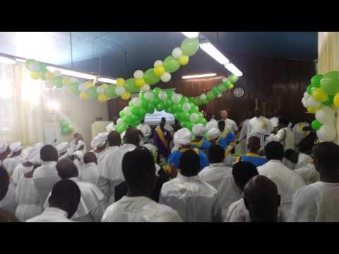 CCC Salvation Ark parish harvest 2014