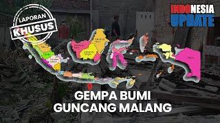 INDONESIA UPDATE - LAPORAN KHUSUS GEMPA DI MALANG
