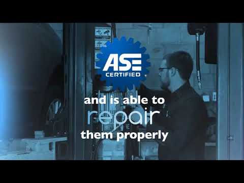 Integrity Automotive Technicians Are ASE Certified