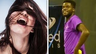 Loud Sex Interrupts Tennis Tournament (VIDEO)