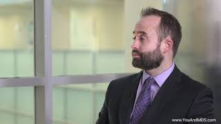 What is cytotoxic chemotherapy and when is it used for MDS?