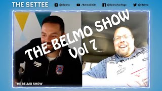THE BELMO SHOW - Vol 7 with special Guest 'Beef' Stu WIlliams