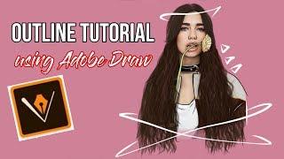 Outline Tutorial | Adobe Draw