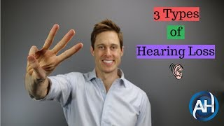 3 Types of Hearing Loss - Applied Hearing Solutions