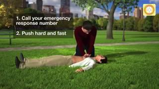 CPR और AED क्या है और इसे कैसे करना चाहिए इस वीडियो में है पूरी जानकारी