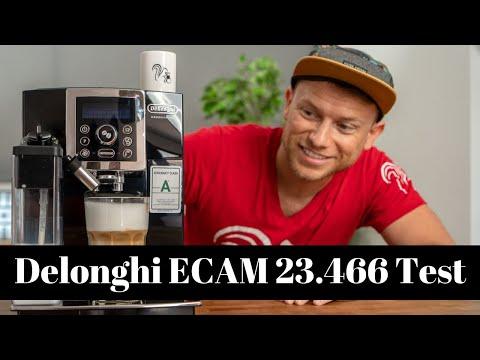 Delonghi ECAM 23466 B im Test | Was kann der Kaffeevollautomat für 500€