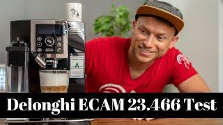 Delonghi ECAM 23466 B im Test   Was kann der Kaffeevollautomat für 500€
