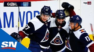 Avalanche Score Six Goals In Eight Minutes In 2nd Period Against Predators