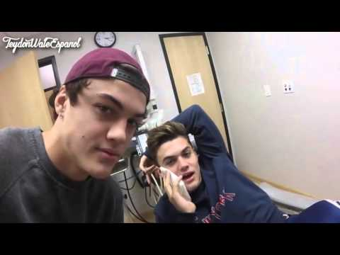 Grayson gets his Wisdom Teeth Removed!!! Subtitulado en Español [Dolan Twins][Grayson&Ethan]