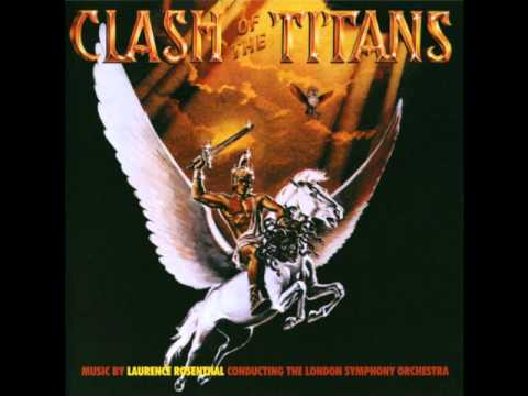 No. 5 Dreams And Omens - Laurence Rosenthal, Clash of the Titans Soundtrack