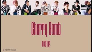 NCT 127    Cherry Bomb = Türkçe Çeviri = (RomHanTRRenk Kodlu)