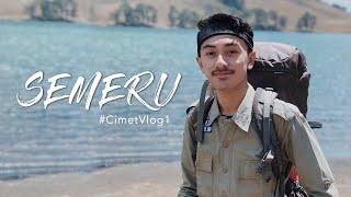 Pendakian Gunung Semeru - Vlog 1