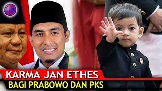Download Video K4rma Cucu Jokowi Jan Ethes bagi Prabowo dan PKS MP3 3GP MP4