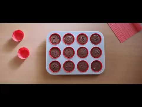 1·2·Bake! Τόσο εύκολο.