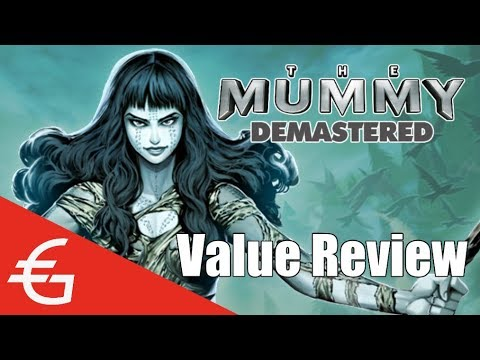 Value Review: The Mummy Demastered - Dark Souls, Contra and Metroidvania in One video thumbnail