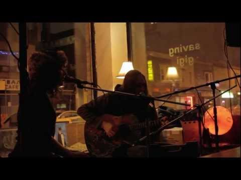 Julie Doiron & Rick White - Leaves That Are Green (Toronto, Saving Gigi 2012-01-26)
