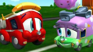 Finley hasičské autíčko 13