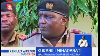 Polisi, Mombasa wamewakamatwa raiya watatu wa  tanzania waliokuwa na mihadarati aina ya Heroine