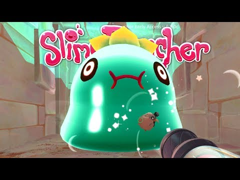 Slime Rancher Walkthrough - Upgraded Slime Grotto and Money Making