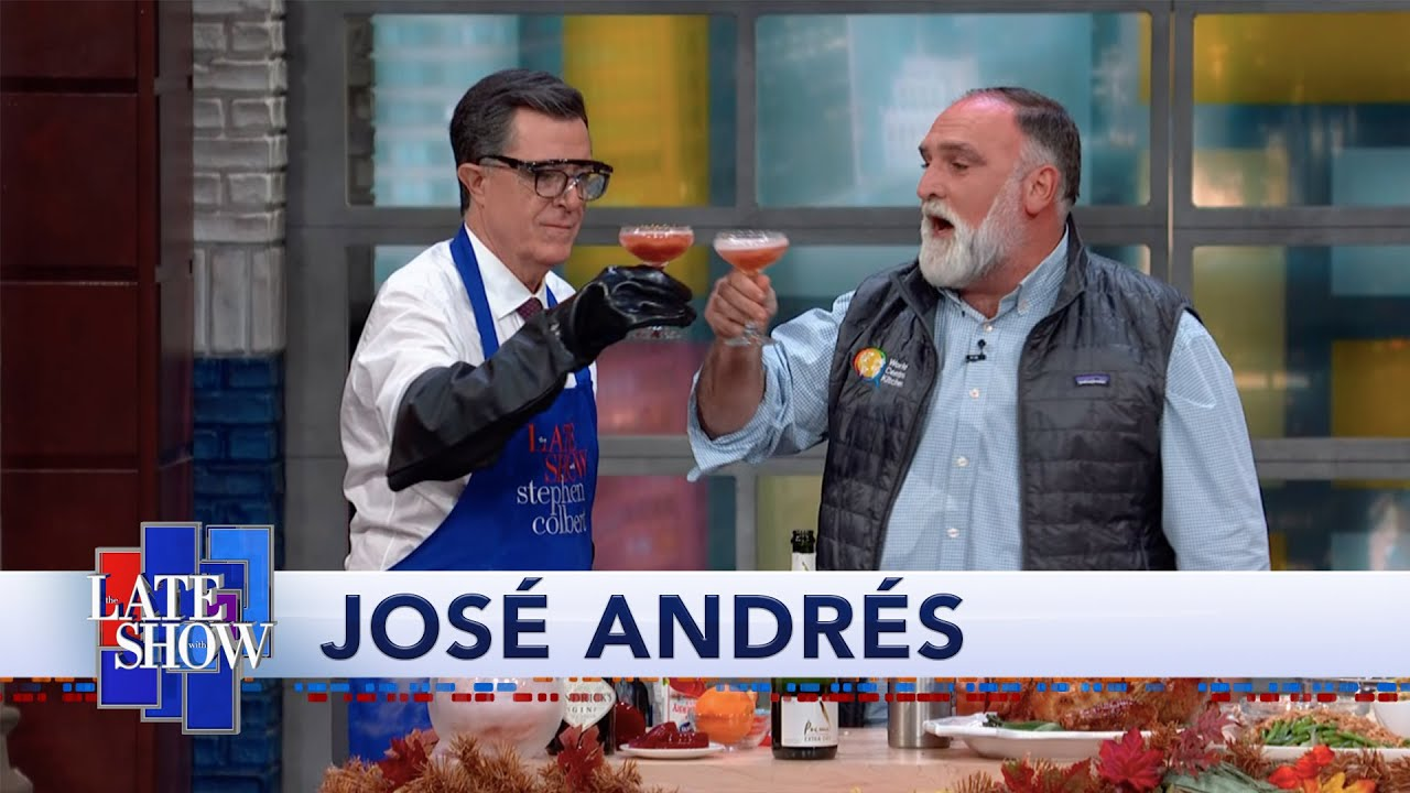 Chef José Andrés Makes A Perfect Meal With Thanksgiving Leftovers thumbnail