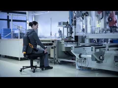 Bimos Nexxit Video: Automatisch gut sitzen