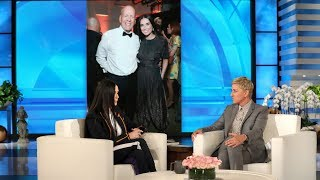 Demi Moore on Dating and Her Ex-Husbands Ashton & Bruce