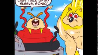 Sonic The Hedgehog Comic Dub - Sonic's Big Fat Adventure, Part 2 (by tysonhesse)