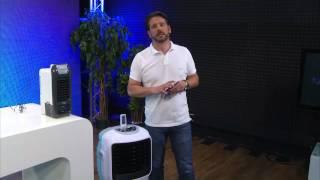 Sichler Kompakter Luftkühler mit Wasserkühlung LW-350