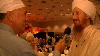 Visiting with Huell Howser: Sikhs