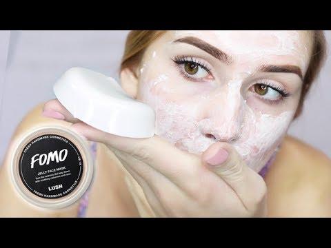 Face mask mula sa citrus