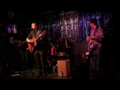 Nick Dawson Band - Never Again Live at Parkside Lounge 10-12-2013