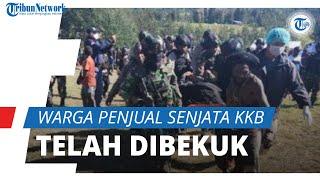 Warga yang Diduga Pemasok Senjata KKB Papua Dibekuk Petugas, Berawal dari Keterangan Tersangka Lain