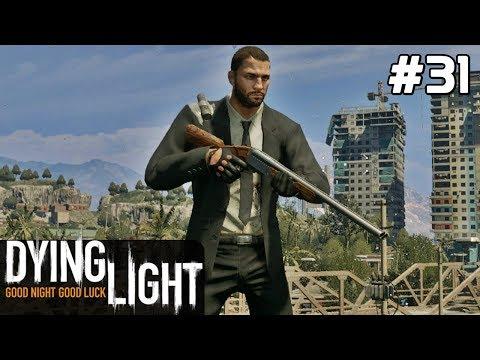 Dying Light Gameplay PC PL / FULL DLC [#31] Nowa STRZELBA Wymiata /z Skie