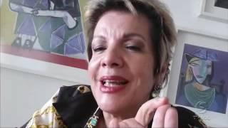 Leila na TV #96  Leila Navarro no Programa Resenha (parte 1/2)