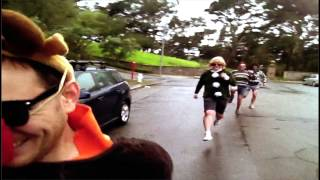 Run Rudolph Run - Gabe Horn and the Blowers