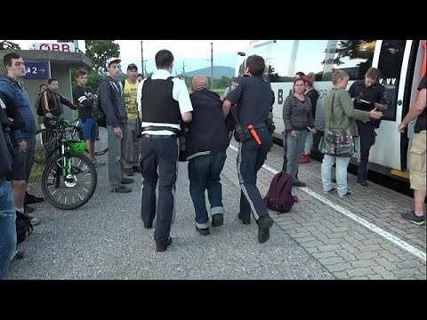 Αυστρία: Επίθεση με μαχαίρι μέσα σε τρένο- Δύο τραυματίες