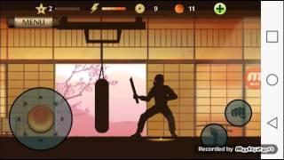 Nova igrica SHADOW FIGHT 2!!!Zena lize mac!?