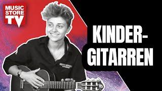 Jule erklärt: Kindergitarren
