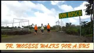 preview picture of video 'Don Bosco-Walk for a Bus-Samoa'