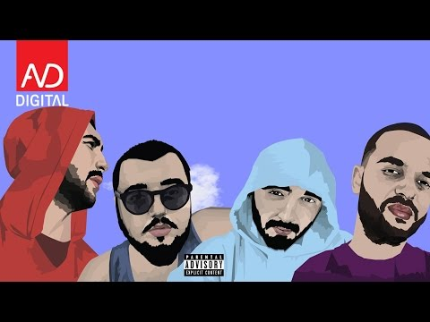 Ledri Vula, Lumi B, Gjiko, Skerdi - Messi (Remix)