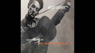 Woody Guthrie - 1913 Massacre