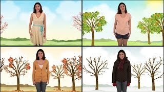 Why do we have Seasons? Spring, Summer, Fall, Winter - Science for Kids