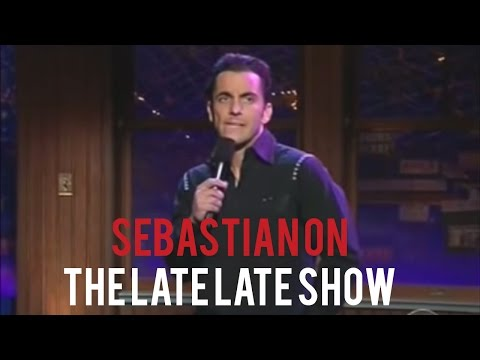 Sebastian Maniscalco on The Late Late Show download YouTube