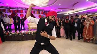 Wedding Choreography | Yo Yo Honey Singh: Dil Chori | Dance Performance